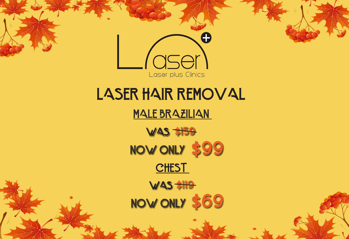 laser hair removal lip & chin special $10